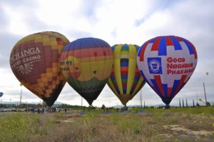 Temecula Balloon Festival @ Lake Skinner Recreation Area  | Winchester | California | United States