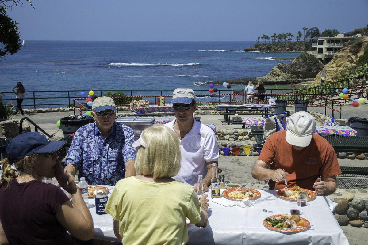 Beach Picnic @ Heisler Park | Laguna Beach | California | United States